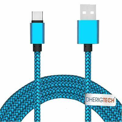 AU5.50 • Buy TYPE C USB CHARGER DATA CABLE FOR SONY XPERIA XZ/X Compact /L1/ XA1/ XZ Premium