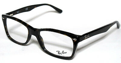 3a54bd8818e Ray Ban 5228 50 2012 Havana Tortoise Sight Glasses Eyewear Brown Gafas •  125.53