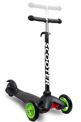 View Details Den Haven Scooter For Kids - Deluxe 3 Wheel Glider With Kick N Go Lean 2 Turn • 23.99$