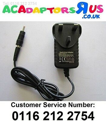 £10.99 • Buy Replacement 7.5V AC Adaptor Power Supply Charger For BT 150 Digital Baby Monitor