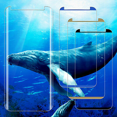 $ CDN3.88 • Buy For Samsung Galaxy S9/S9 Plus Full Cover Curved Tempered Glass Screen Protector