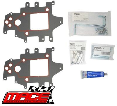 AU270 • Buy Air To Air Intercooler Fitment Kit For Holden Statesman Wh Wk L67 S/c 3.8l V6
