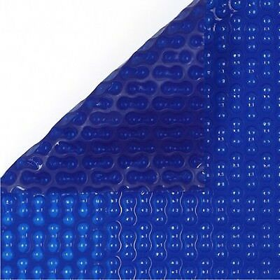 24ft X 12ft Geo-Bubble Blue 500 Micron Swimming Pool Cover Solar Heat Retention • 237.84£