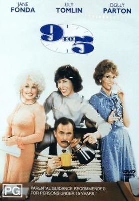 AU21.95 • Buy 9 To 5 (Nine To Five) Dolly Parton Jane Fonda New DVD R4