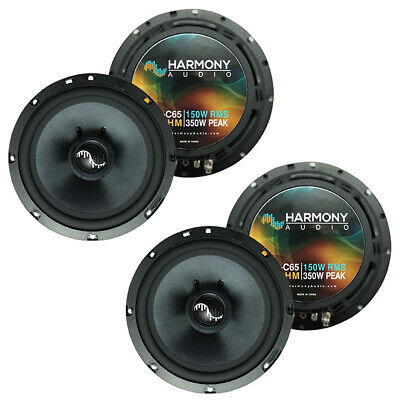 Fits Toyota Tundra 1999-2002 Factory Speakers Replacement Harmony (2) C65 Kit • 119.95$