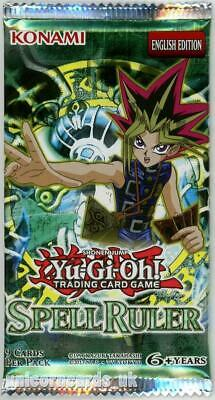YuGiOh! Spell Ruler New And Sealed YuGiOh Booster Pack • 16.39£