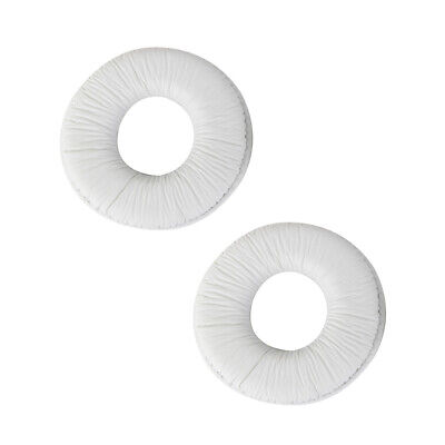 White Ear Pads Cushions For Sony MDR-V150 V250 V300 V100 ZX110 ZX100 ZX300 • 3.21£