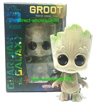 $ CDN42.32 • Buy Hot Toys Guardians Of The Galaxy 2 Groot Cosbaby Frosted Version Marvel