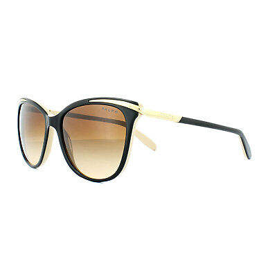 Ralph By Ralph Lauren Sunglasses 5203 109013 Black Brown Gradient • 76£