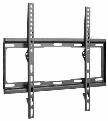 TV MOUNTING Bracket 32  To 55  FLAT SCREEN TELE MONITOR Secure Close To The Wall • 13.99£