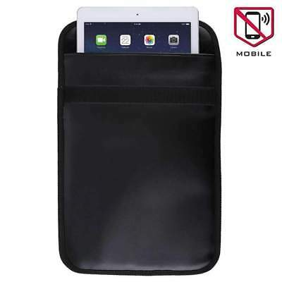 Anti-radiation Bag Anti-tracking Pouch Anti-spying EMF Protection For Tablet • 15.70£