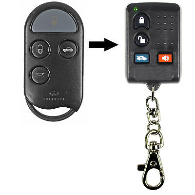AU17.52 • Buy Fits 93-97 Infiniti G20 Replacement Remote Key Keyless Entry Fob Transmitter