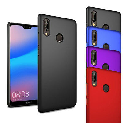 £2.78 • Buy For Huawei P20 Lite - Ultra Slim Hard Case Thin Hybrid Cover & Screen Protector