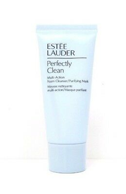 Estee Lauder Perfectly Clean Multi Action Foam Cleanser/Purifying Mask - 30ml • 6.99£