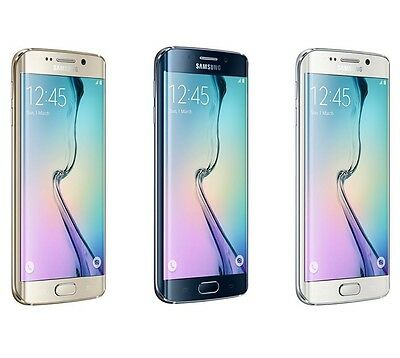 $ CDN247.83 • Buy Samsung Galaxy S6 Edge G925A (AT&T) Unlocked Smartphone Cell Phone T-Mobile GSM