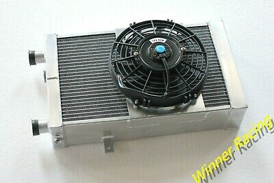$ CDN426.20 • Buy 86mm Aluminum Radiator &Fan Fit Lotus Europa 1.5L/1.6L 1966-1976 1967 1975 M/T