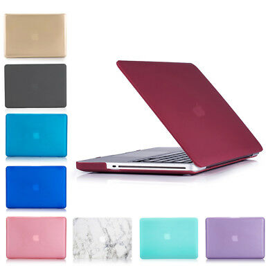 $13.99 • Buy Hard Case Cover Plastic Shell For Macbook Pro 13  A1278 Oldest Model With CD ROM