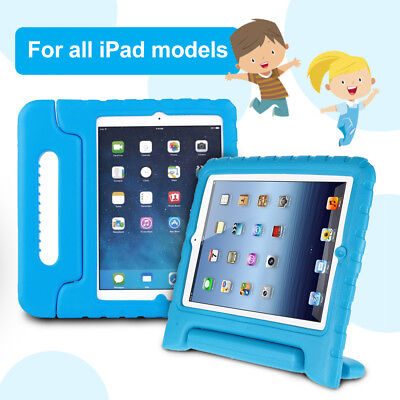 AU12.48 • Buy Shock Proof Kids Heavy Duty Case Cover For IPad 6 5 4 3 6 Mini Air Pro 9.7 12.9
