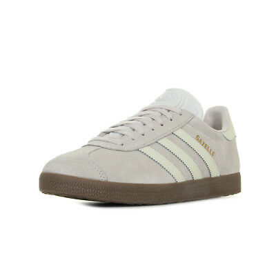 size 40 c873a 8ac04 Chaussures Baskets Adidas Femme Gazelle W Taille Rose Cuir Lacets • 69.99€