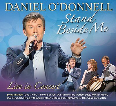 Daniel O'Donnell    Stand Beside Me    CD+DVD, Box Set     Brand New And Sealed • 6.99£