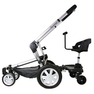 £56.60 • Buy Ride On Buggy Board With Seat Or Saddle Compatible With Joie Stroller Buggy Pram