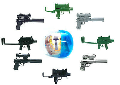 AU12.88 • Buy Miniature Spring Airsoft Machine Hand Gun Pistol 6MM BB Pellets 1 Random Toy