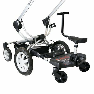 £49.14 • Buy Ride On Pram Buggy Board With Saddle Or Seat To Fit Quinny Moodd Pram