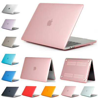 $9.99 • Buy Hard Case Cover For Macbook Air 13 / 11 Pro 13 / 15 Retina 12 Inch Shell Laptop
