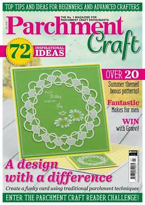 Parchment Craft Magazine - July 2018 Issue • 4.25£