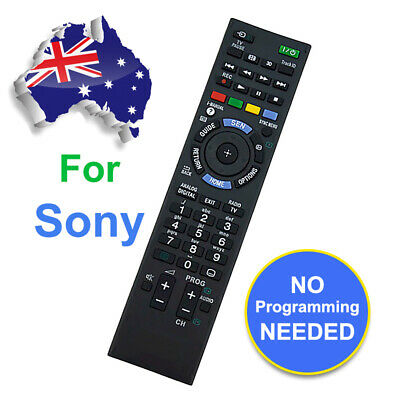 AU12.98 • Buy Replacement Universal Remote Control For SONY TV Bravia 4k Ultra HD Au Stock