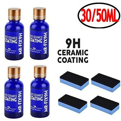 $6.99 • Buy 50ML 9H MR FIX SUPER CERAMIC CAR COATING Wax HIGH QUALITY Fast Shipping