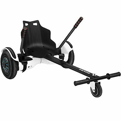 $ CDN69.95 • Buy Adjustable Go Kart Cart HoverKart Stand Seat For Hoverboards CA Shipping