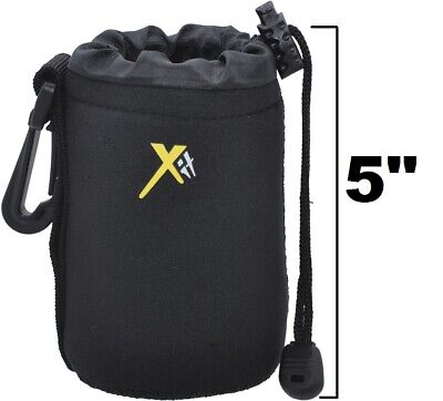 New Neoprene Camera Bag Pouch Protector Case For Canon EF-M 11-22mm IS STM • 5.78£