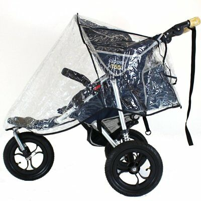 Rain Cover To Fit Hauck Runner Stroller Jogger 3 Wheeler Stroller (GOGO RC)      • 11.95£