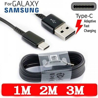$ CDN2.20 • Buy Fast Charger USB Data Cable For Samsung Galaxy S8, S9, Plus, Note 8, A8 2018 A5