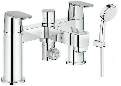Grohe Eurosmart Cosmopolitan Bath Shower Mixer + Tempesta Cosmo Hand Shower Kit • 194.95£