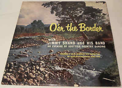 £8.99 • Buy O'er The Border With Jimmy Shand And His Band Parlophone PMC 1069 Vinyl LP Album