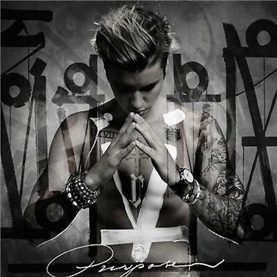 AU16.49 • Buy JUSTIN BIEBER Purpose Deluxe Album 18 Tracks CD BRAND NEW