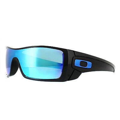 AU181 • Buy Oakley Sunglasses Batwolf OO9101-58 Polished Black Prizm Sapphire