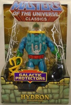 $19.99 • Buy Masters Of The Universe Classics Hydron New Adventures He-Man Mattel W/ Mailer