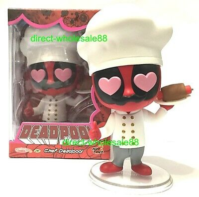 $ CDN23.79 • Buy Hot Toys Chef Deadpool Cosbaby Marvel