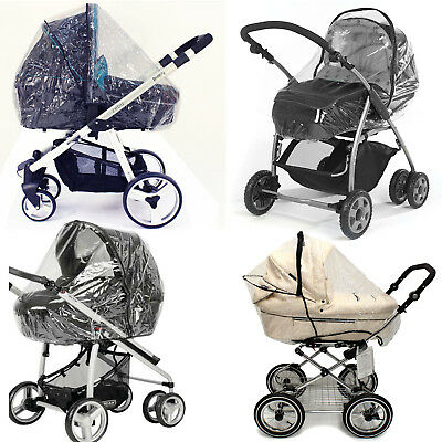 Large Carrycot Rain Cover For High Street Branded Prams • 11.95£