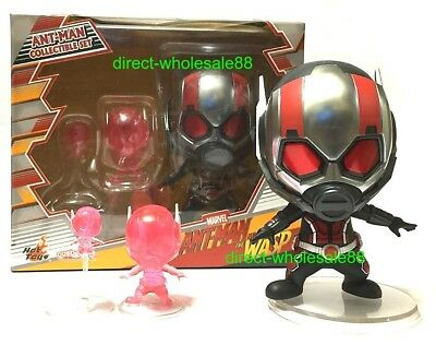 $ CDN39.66 • Buy Hot Toys Ant-Man Cosbaby Collectibles Set Marvel