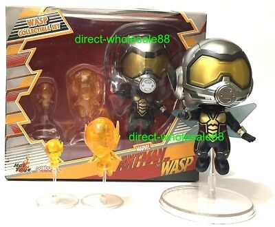 $ CDN37.01 • Buy Hot Toys WASP Cosbaby Collectibles Set Marvel