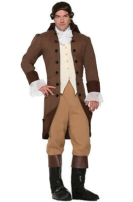 $53.01 • Buy Founding Fathers Colonial Gentleman Adult Costume