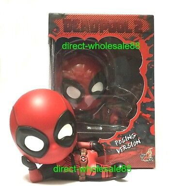 $ CDN26.43 • Buy Hot Toys Deadpool Grenade Posing Version Cosbaby  Marvel