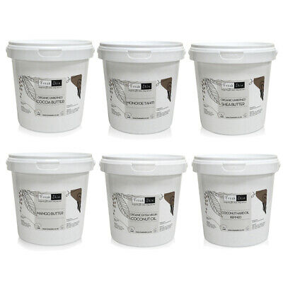 Coconut, Shea, Mango, Cocoa, Monoi Butters - 10 Different Types To Choose From! • 6.40£