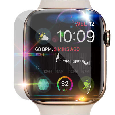 $ CDN0.99 • Buy 2/5 Pack Explosion-proof TPU Screen Protector Film For Apple Watch Series 4 TY