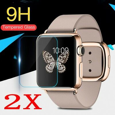 $ CDN2.49 • Buy Tempered Glass Screen Protector For Apple Watch Series 4 (40/44mm)3 2 1(38&42mm)