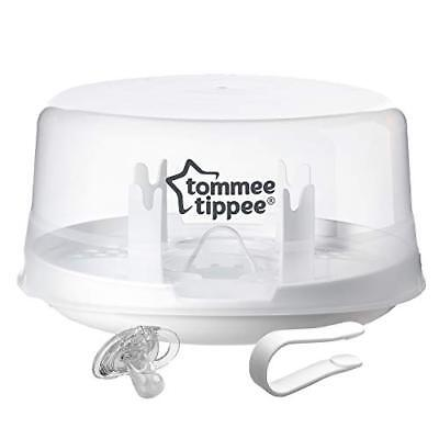 £25.91 • Buy Tommee Tippee Closer To Nature Microwave Steam Steriliser, White